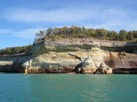 Pictured Rocks Tour