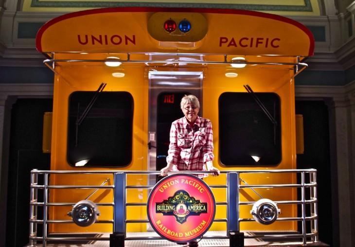 Unioin Pacific Railroad Museum