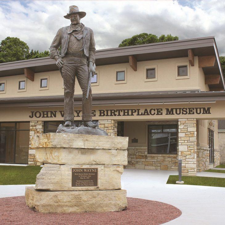 johnwaynestatueandmuseum